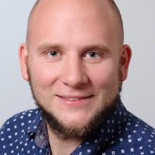 This image shows Patrick Maisenhölder